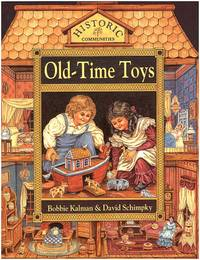 Old-Time Toys (Historic Communities series)