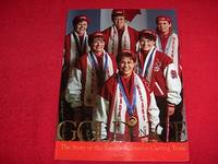 Gold on Ice : The Story of the Sandra Schmirler Curling Team