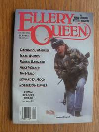 image of Ellery Queen Mystery Magazine Mid December 1986