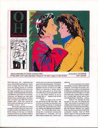 OH Issue No. 20 by Hope (Editor) - Paperback - 1997 - from Books Do Furnish A Room and Biblio.com