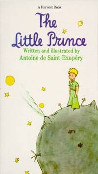 The Little Prince by Antoine de Saint-Exupéry - Paperback - 1971 - from ThriftBooks (SKU: G0156528207I5N10)