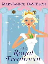 The Royal Treatment (Wheeler Softcover)