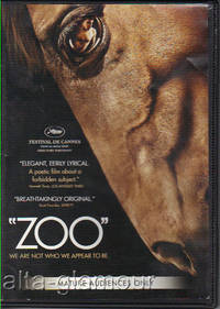 """""""ZOO"""": WE ARE NOT WHO WE APPEAR TO BE; DVD"""