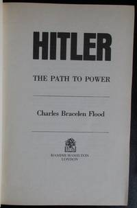 Hitler: The Path to Power, 1919-33