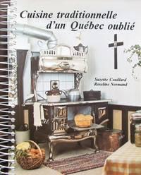 image of Cuisine traditionnelle d'un Québec oublié