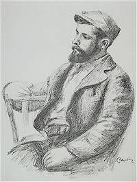 PORTRAIT OF LOUIS VALTAT, PLATE 2