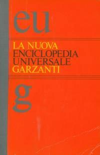 La Nuova Enciclopedia Universale Garzanti.