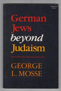 German Jews Beyond Judaism