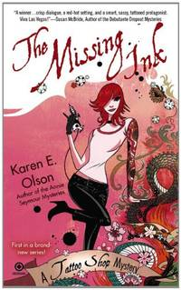 The Missing Ink (Tattoo Shop Mystery)