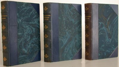 Robert Riviere and Son Ltd. London, 1920. Special Edition. Hardcover. Very Good/No Jacket. Three vol...