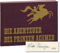 image of Die Abenteuer des Prinzen Achmed [The Adventures of Prince Achmed] (Signed by the author)