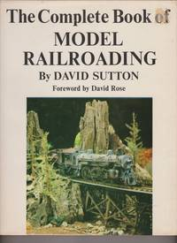 image of The Complete Book of Model Railroading by Sutton, David