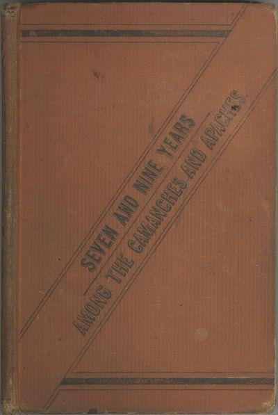Jersey City, N.J.: Published by Clark Johnson, M.D., 1874. Octavo (19 x 12.5 cm.), 309, pages. Illus...