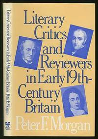 Literary Critics and Reviewers in Early 19th- Century Britain