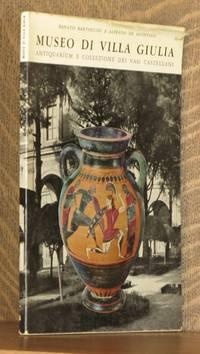 MUSEO DI VILLA GIULIA, ANTIQUARIUM E COLLEZIONE DEI VASI CASTELLANI