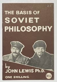 image of The Basis of Soviet Philosophy