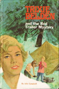 TRIXIE BELDEN AND THE RED TRAILER MYSTERY. #2.