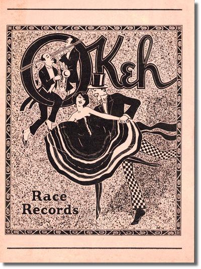 Okeh Race Records Catalog