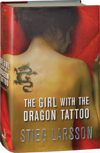collectible copy of The Girl With the Dragon Tattoo