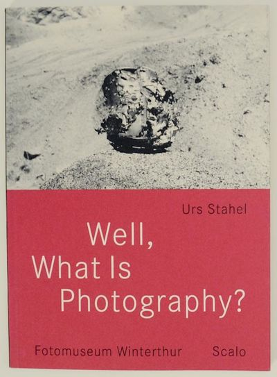 Winterthur and Zurich, Switzerland: Fotomuseum Winterthur and Scalo, 2004. First edition. Softcover....