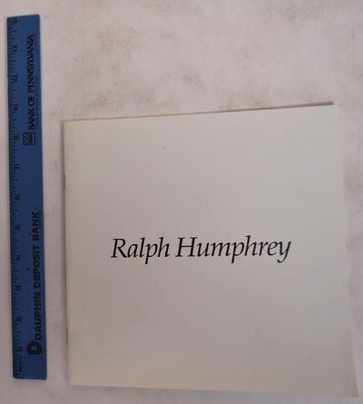 New York: Hunter College of the City of New york, 1991. Softcover. VG. White wraps with black letter...