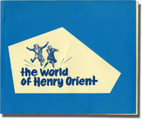 1964 Cannes Film Festival promotional folder and program for The World of Henry Orient, including programs for Black God, White Devil, The Price of Victory, Li mali mestieri, and 1, 2, 3...