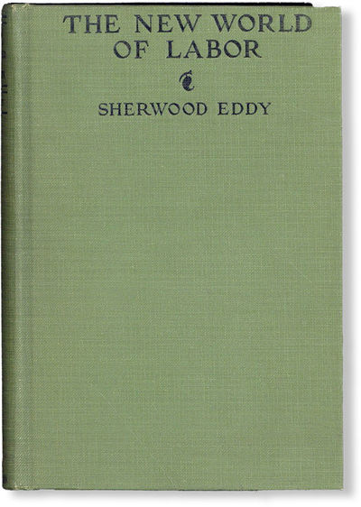 New York: George H. Doran Company, 1923. First Edition. Hardcover. Octavo (ca. 20cm.); publisher's d...