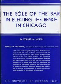 image of The Role of the Bar in Electing the Bench in Chicago