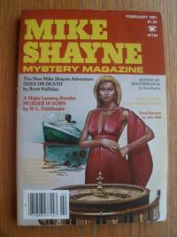 Mike Shayne Mystery Magazine February 1981 Vol. 45 No. 2