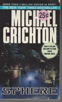 Sphere by  Michael Crichton - Paperback - 1988-07-12 - from Vada's Book Store (SKU: 1805180011)