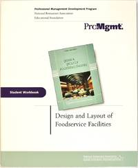 image of Design and Layout of Foodservice Facilities, Student Workbook