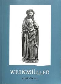Auktion 181, 26.-27.April 1978 : Antiquitäten, Jugendstil, Ostasien,  Silber, Skulturen, Möbel, Graphik, Gemälde.