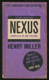 image of The Rosy Crucifixion: Book Three: Nexus