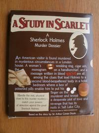 image of A Study In Scarlet: A Sherlock Holmes Murder Dossier