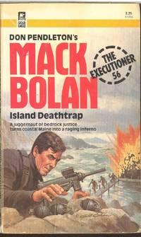 Island Deathtrap (Executioner Ser., No. 56)