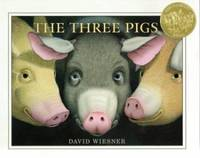 The Three Pigs by David Wiesner - 2001