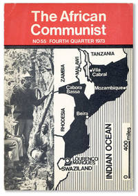 image of The African Communist (Quarterly). No. 55 - Fourth Quarter 1973