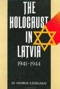 image of The Holocaust in Latvia, 1941-1944 : The Missing Center