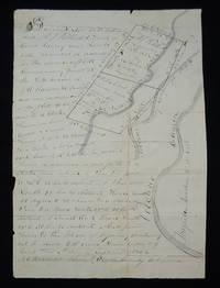 Gold Rush Map Manuscript.