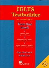 IELTS Testbuilder - Book with Audio-CDs (With Key): Pack (with Key)