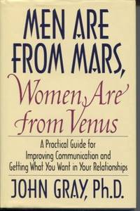 image of Men Are from Mars Wemon Are from Venus