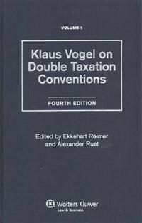 ON DOUBLE TAXATION CONVENTIONS VOGEL PDF KLAUS