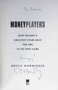 image of Money Players. How Hockey's Greatest Stars Beat the Nhl at Its Own Game