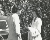 image of Moment by Moment (Original photograph of Lily Tomlin and John Travolta from the 1978 film)