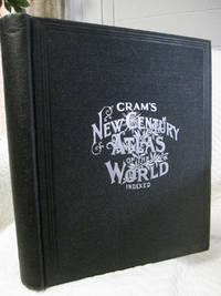 Cram's New century Atlas of the World, Indexed 1901