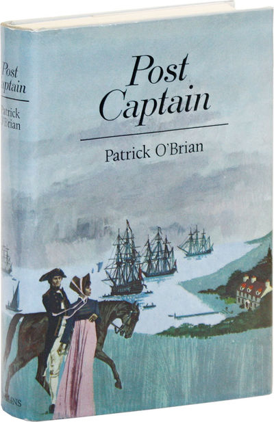 London: Collins, 1972. First UK Edition. First Impression. Octavo; pale blue paper over boards, with...