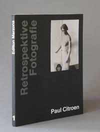 Retrospektive Fotografie: Paul Citroen