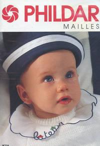 PHILDAR MAILLES : BABY KNITS : 1992 (Phildar No. 214)