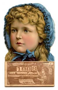 1888 Hood's Household Calendar