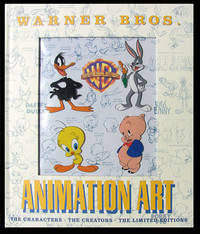 image of Warner Bros. Animation Art: The Characters - The Creators - The Limited Editions